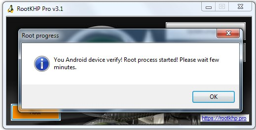 How to root LG K7 LTE