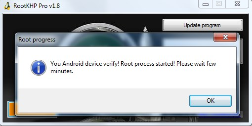 How to root LG LS720